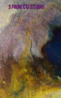segment of painting